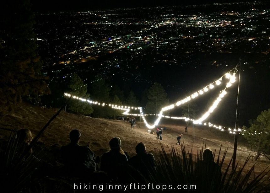 hiking the Flagstaff Star is one of the best hikes in Boulder and an annual tradition for locals