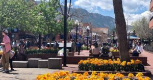 Pearl Street in Boulder is a top spot to visit when spending 36 hours in Boulder